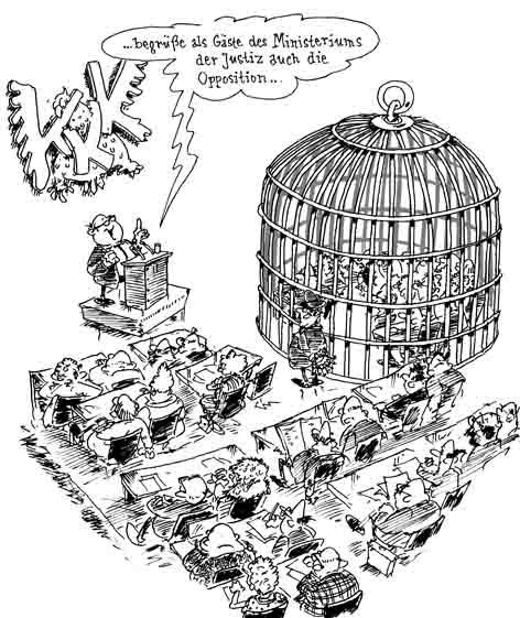parlamentskäfig