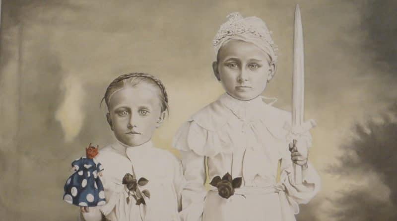 Maruanna Gartner Confirmation Girl and Devill Doll