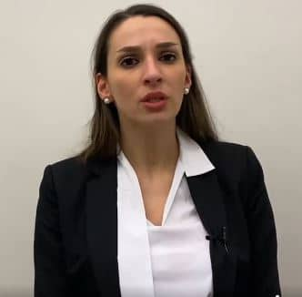 AfD Ratsmitglied Enxhi Seli-Zacharias